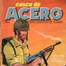 Cómics: CASCO DE ACERO Nº 2 EPESA. Lote 118038911