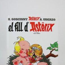 Cómics: CÓMIC TAPA DURA EN CATALÁN - ASTERIX, EL FILL D'ASTERIX - EDIT SALVAT - AÑO 2001. Lote 118164816