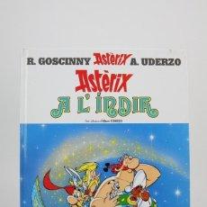 Cómics: CÓMIC TAPA DURA EN CATALÁN - ASTERIX, A L' INDIA - EDIT SALVAT - AÑO 2001. Lote 118164840