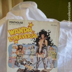 Cómics: WANDA LA PERVERSA ,COMIC PENTHOUSE. Lote 118347415