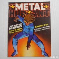 Cómics: METAL HURLANT. N. 11. Lote 118401547