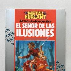Cómics: EL SEÑOR DE LAS ILUSIONES - ARNO - JODOROSWSKY. Lote 118560687