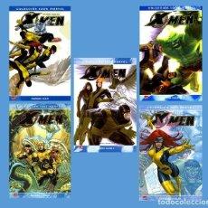 Cómics: X-MEN :PRIMERA CLASE :COLECCION COMPLETA DE CINCO TOMOS 100% MARVEL: .(PRECIO REDONDO DESCUENTO). Lote 118622755