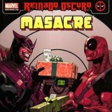 Cómics: MASACRE Nº 03: REINADO OSCURO (OFERTA). Lote 118624647