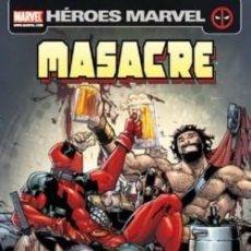 Cómics: MASACRE Nº 05: TEAM-UP (OFERTA). Lote 118624943