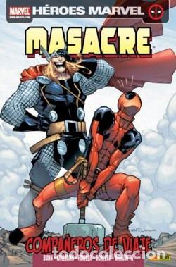MASACRE Nº 09: COMPAÑEROS DE VIAJE (OFERTA) (Tebeos y Comics - Comics Colecciones y Lotes Avanzados)