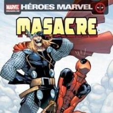 Cómics: MASACRE Nº 09: COMPAÑEROS DE VIAJE (OFERTA). Lote 118625263