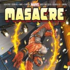 Cómics: MASACRE: ¿QUÉ FUE DE WADE WILSON?(OFERTA). Lote 118625487