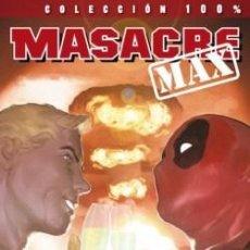 Cómics: MASACRE MAX Nº 02. ARMAGEDON ACCIDENTAL. (OFERTA). Lote 118625783