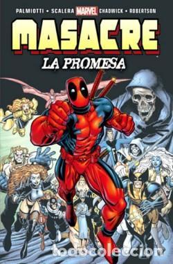 MASACRE: LA PROMESA (COL. EXTRA SUPERHÉROES). (OFERTA) (Tebeos y Comics - Comics Colecciones y Lotes Avanzados)