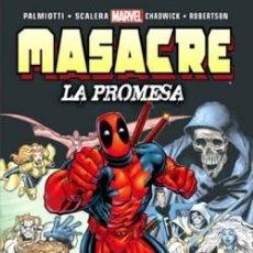 Cómics: MASACRE: LA PROMESA (COL. EXTRA SUPERHÉROES). (OFERTA). Lote 118626391