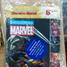 Cómics: ENCICLOPEDIA MARVEL #43 X-MEN #6 (ALTAYA). Lote 118632947