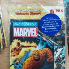 Cómics: ENCICLOPEDIA MARVEL #41 LOS 4 FANTASTICOS #6 (ALTAYA). Lote 118633023