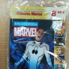 Cómics: ENCICLOPEDIA MARVEL #38 4 FANTASTICOS #5 (ALTAYA). Lote 118633111
