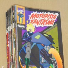 Cómics: MOTORISTA FANTASMA COMPLETA 38 NUMNS. FORUM OFERTA. Lote 118640515