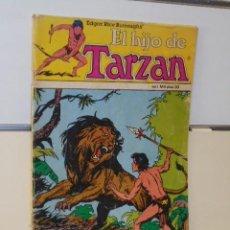 Cómics: EL HIJO DE TARZAN VOL. 1 Nº 4 - HITPRESS. Lote 118644207