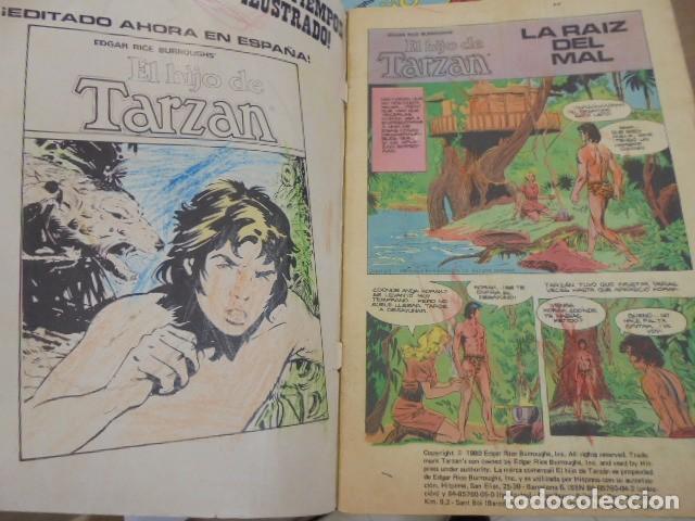 Cómics: EL HIJO DE TARZAN VOL. 1 Nº 4 - HITPRESS - Foto 3 - 118644207
