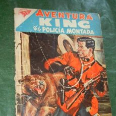 Cómics: AVENTURA NUMERO 86: KING DE LA POLICIA MONTADA. Lote 118694723