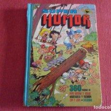 Cómics: SUPER HUMOR CON PEPE GOTERA Y OTILIO,MORTADELO Y FILEMON, ZIPI Y ZAPE Y SACARINO. Lote 118705231