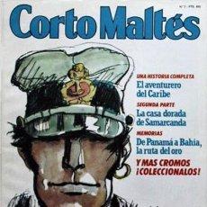 Cómics: HUGO PRATS # REVISTA CORTO MALTES NUMERO 6 NUEVA FRONTERA, S. A.. Lote 118736447