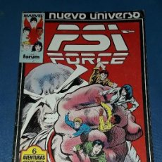 Cómics: COMIC MARVEL N°1 NUEVO UNIVERSO PSI FORCE. Lote 118741759