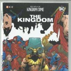 Cómics: THE KINGDOM, SECUELA DE KINGDOM COME, 2017, ECC, IMPECABLE. Lote 118872567