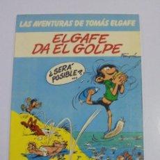 Cómics: LAS AVENTURAS DE TOMAS ELGAFE. ELGAFE DA EL GOLPE. Nº 3. EDICIONES JUNIOR. Lote 118893575