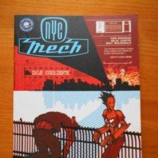 Cómics: NYC MECH - DALE CORRIENTE (BD). Lote 118934551