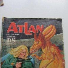 Cómics: ATLAN Nº 3 EL GALÁCTICO SOLITARIO COMICS DS EDITORS SDX18. Lote 277139393