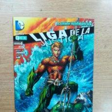Cómics: LIGA DE LA JUSTICIA #4 (ECC EDICIONES). Lote 142436028