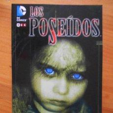 Cómics: LOS POSEIDOS - DC - ECC (BD). Lote 118981379
