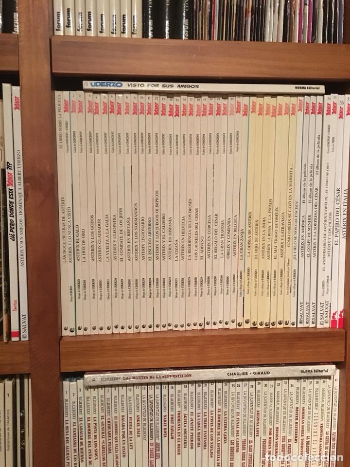 ASTERIX - COLECCION COMPLETA 44 ÁLBUMES - MBE - MAS 3 ÁLBUMES EXTRA - 47 ÁLBUMES EN TOTAL (Tebeos y Comics - Comics Colecciones y Lotes Avanzados)