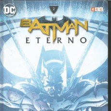 Cómics: BATMAN ETERNO: INTEGRAL VOL. 02 (DE 2) ECC CÓMICS. Lote 119110155