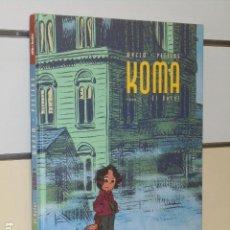 Cómics: KOMA TOMO 4 EL HOTEL WAZEM - PEETERS - DIBBUKS - OFERTA. Lote 119125231
