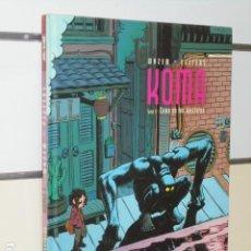 Cómics: KOMA TOMO 3 COMO EN LOS WESTERNS WAZEM - PEETERS - DIBBUKS - OFERTA. Lote 119125967