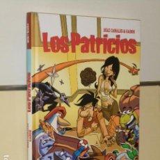 Cómics: LOS PATRICIOS DIAZ CANALES & GABOR - DIBBUKS - OFERTA. Lote 119129663