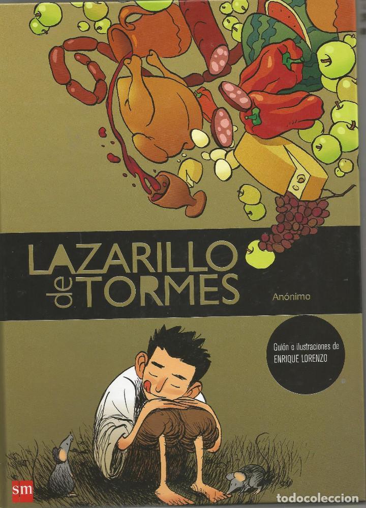 LAZARILLO DE TORMES SM (Tebeos y Comics - Comics otras Editoriales Actuales)