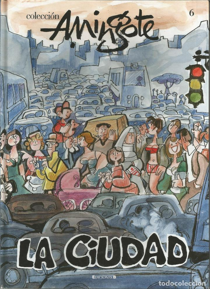 LA CIUDAD MINGOTE Nº 5 ANTONIO MINGOTE (Tebeos y Comics - Comics otras Editoriales Actuales)