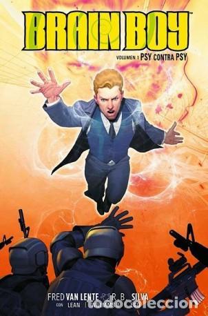 BRAIN BOY VOL. 1: PSI CONTRA PSI ALETA EDICIONES (Tebeos y Comics - Comics otras Editoriales Actuales)