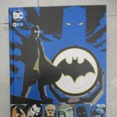 Cómics: BATMAN NUEVA GOTHAM Nº 1 - GRANDES AUTORES DE BATMAN: GREG RUCKA – ECC CÓMICS - TAPA DURA NUEVO. Lote 120286618