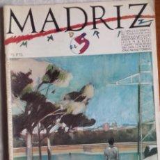 Cómics: MADRIZ 5. Lote 119328931