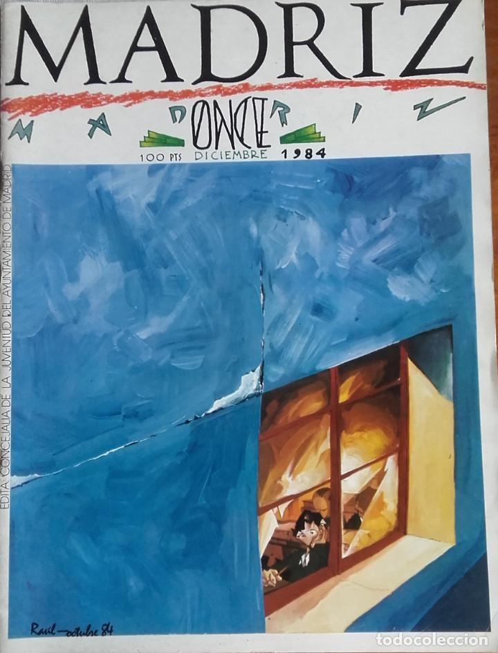 MADRIZ 11 (Tebeos y Comics - Comics otras Editoriales Actuales)