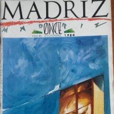 Cómics: MADRIZ 11. Lote 119329847