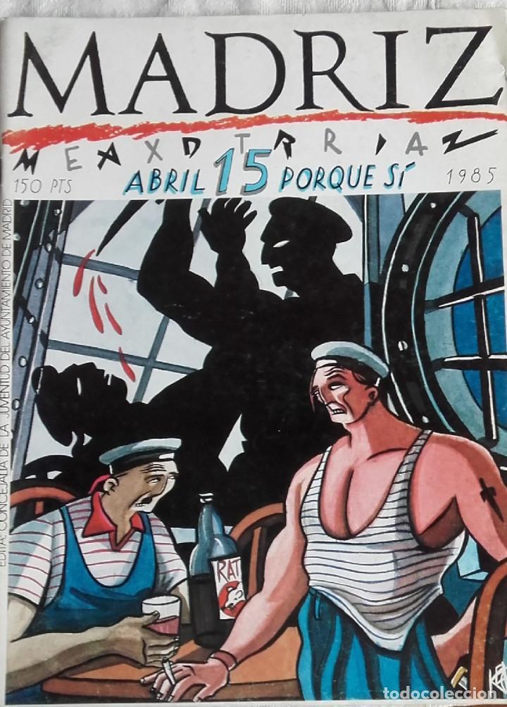MADRIZ 15 (Tebeos y Comics - Comics otras Editoriales Actuales)