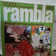 Cómics: RAMBLA ANTOLOGIA RETAPADO NUMEROS 4 A 6 - C25. Lote 119371643