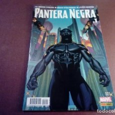 Comics: PANTERA NEGRA 001 MARVEL PANINI. Lote 119385463