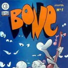 Cómics: BONE DUDE COMICS LOTE DE 43 Nº SEGUIDOS. Lote 119510807