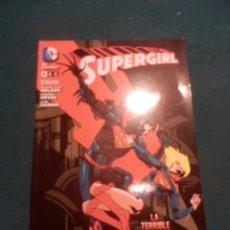 Cómics: SUPERGIRL Nº 4 - LA TERRIBLE AMENAZA DE SUPERMAN CIBORG - COMIC - DC COMICS / ECC 2014. Lote 119836839