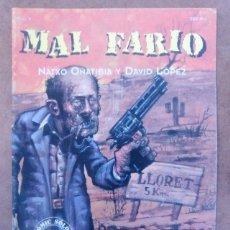 Cómics: MAL FARIO Nº 1 - HEAVEN COMICS - C19. Lote 119112871