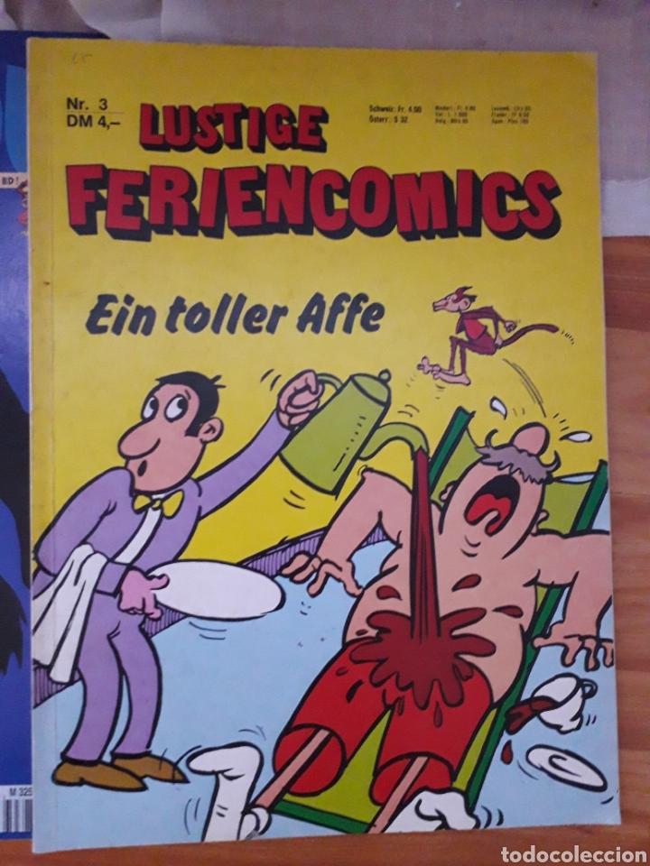 Cómics: Lote 6 cómics en francés Años 90 - Foto 3 - 119889556